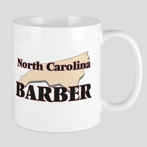 North Carolina Barber Mugs